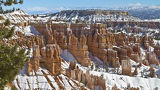 Горы, США, Bryce Canyon National Park, Utah