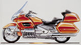 Honda, Gold Wing