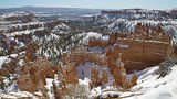 Горы, Пейзаж, США, Bryce Canyon National Park, Utah