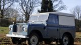 Ретро, Land Rover, Series III