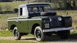 Ретро, Land Rover, Series II