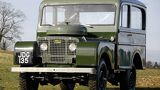 Ретро, Land Rover, Series I